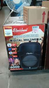 Bodega Aurrerá: Reproductor digital multimedia $1253.00
