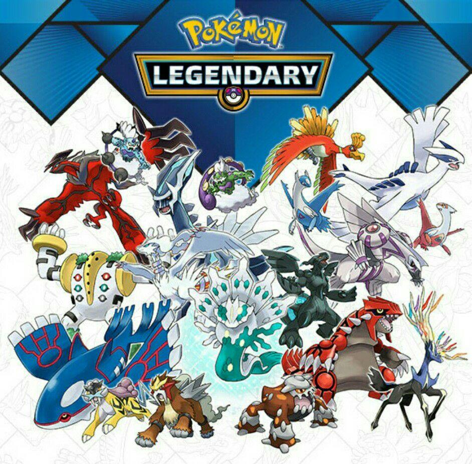 Pokemon: Legendarios gratis a de Febrero a Noviembre