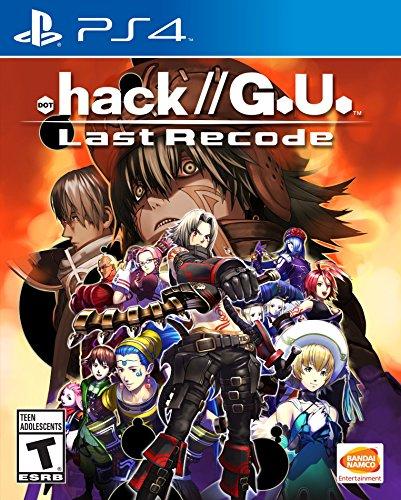 Amazon México:  Hack gu last recode PS4