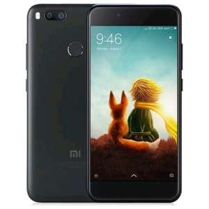 Gearbest: Xiaomi Mi A1 4GB RAM 64 ROM Color Negro Version Global con cupón.