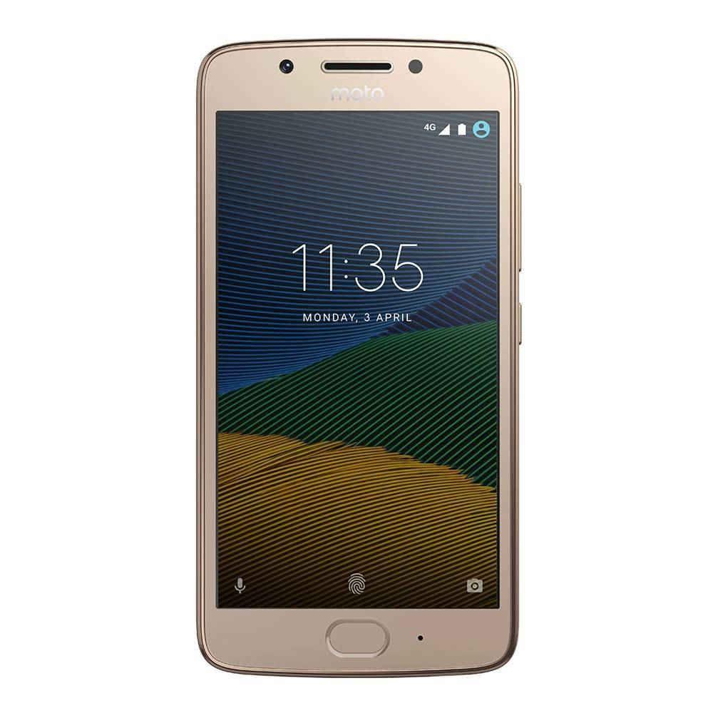 Walmart: Motorola G5 32GB Dorado Desbloqueado + 3 MSI