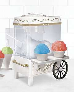 Amazon: Nostalgia Electrics Snow Cone Maker - Heladora