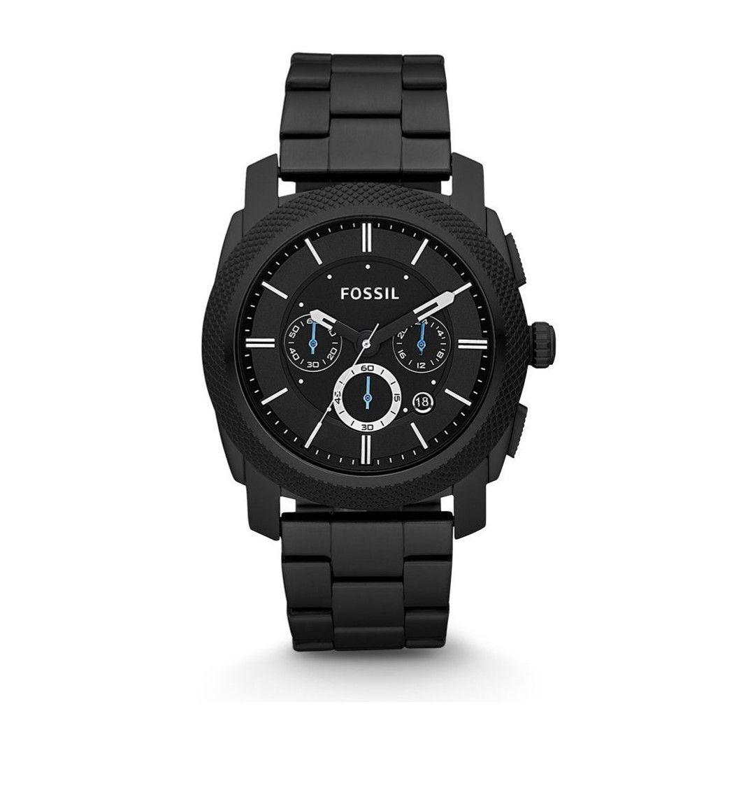 Amazon: reloj Fossil oferta relámpago FS4552