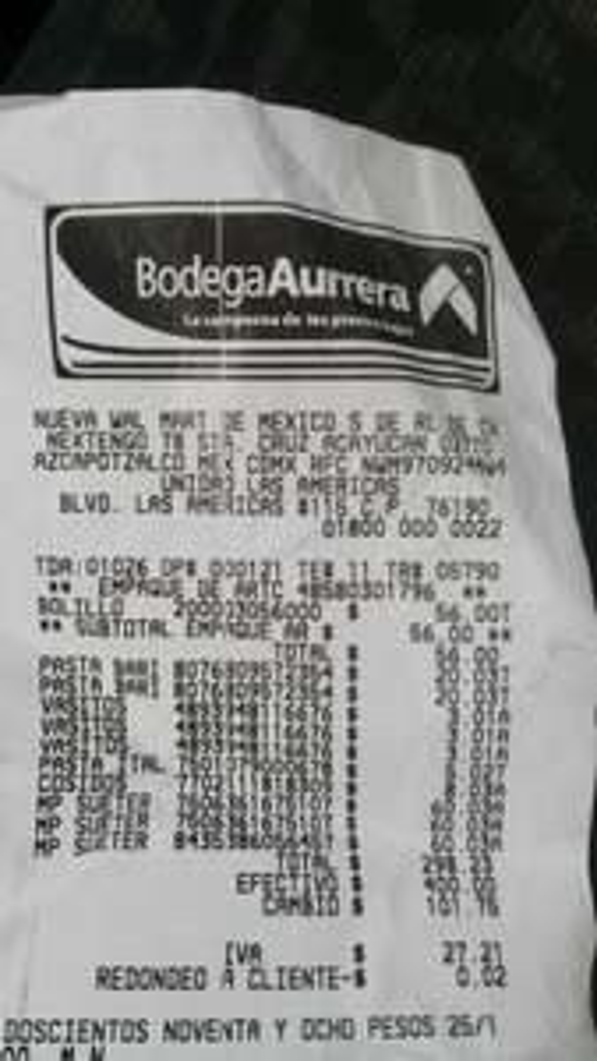 Bodega Aurrerá: Vasitos ,sueters y mAs