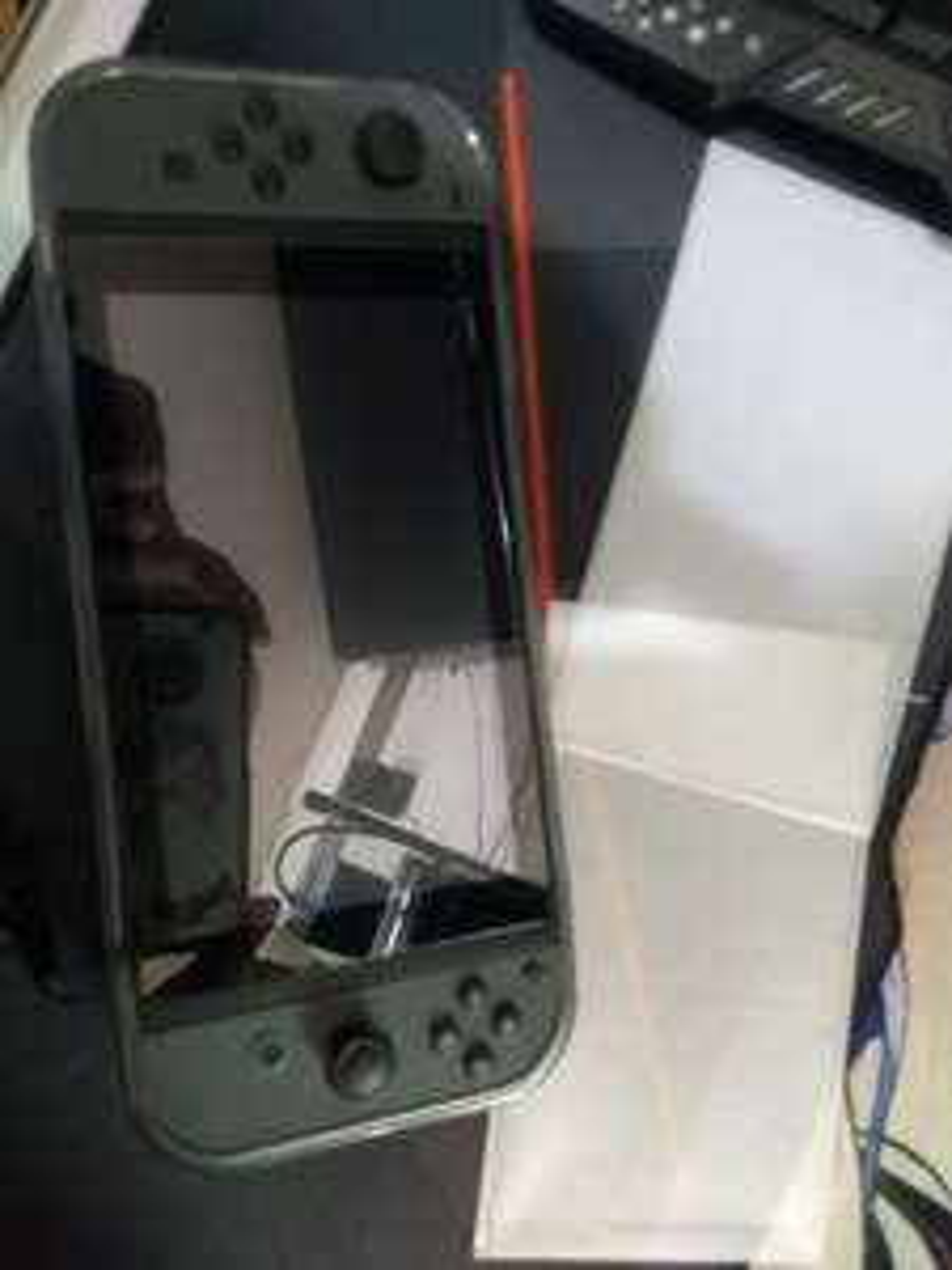 Amazon: mica cristal templado para Nintendo Switch Simpeak [3 Pack]