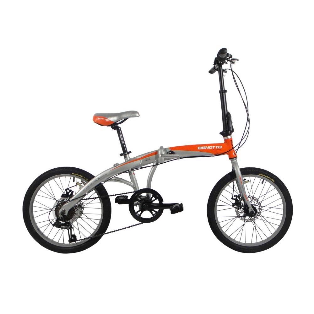 Sam's Club: Bicicleta Benotto Athens Plegable Rodada 20 a $2,499