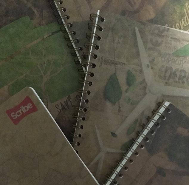 Chedraui: Cuaderno Scribe Ecologico a $6.80