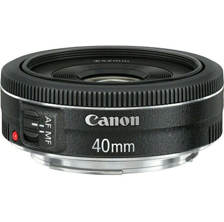 Tienda Canon: EF 40mm f/2.8 STM