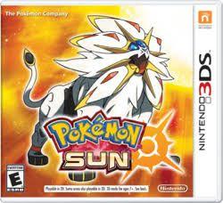 Amazon: Pokemon Sun y Moon para Nintendo 3DS