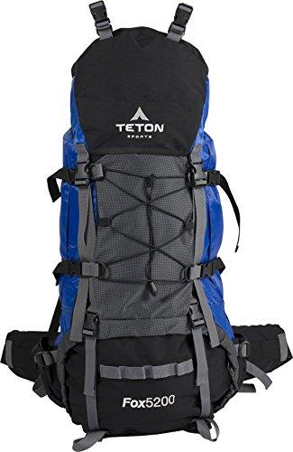 Amazon: mochila 85 litros Teton a $1,427