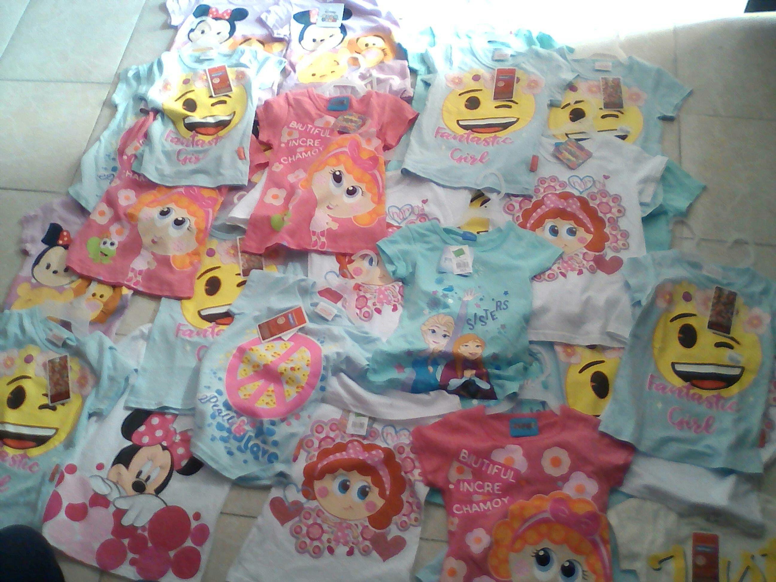 Walmart: Camisas de niña a $10.01