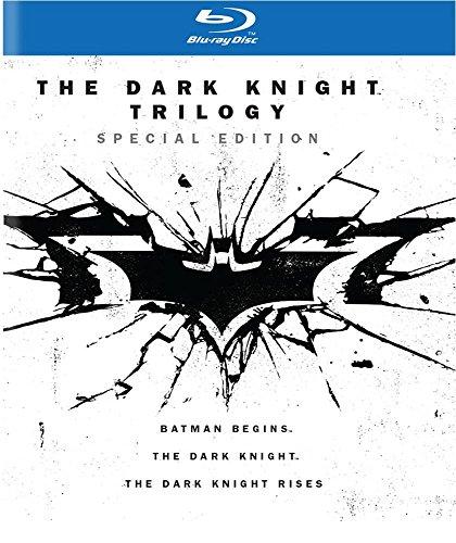 Amazon: Bluray Trilogía Batman Edición Especial (Prime)