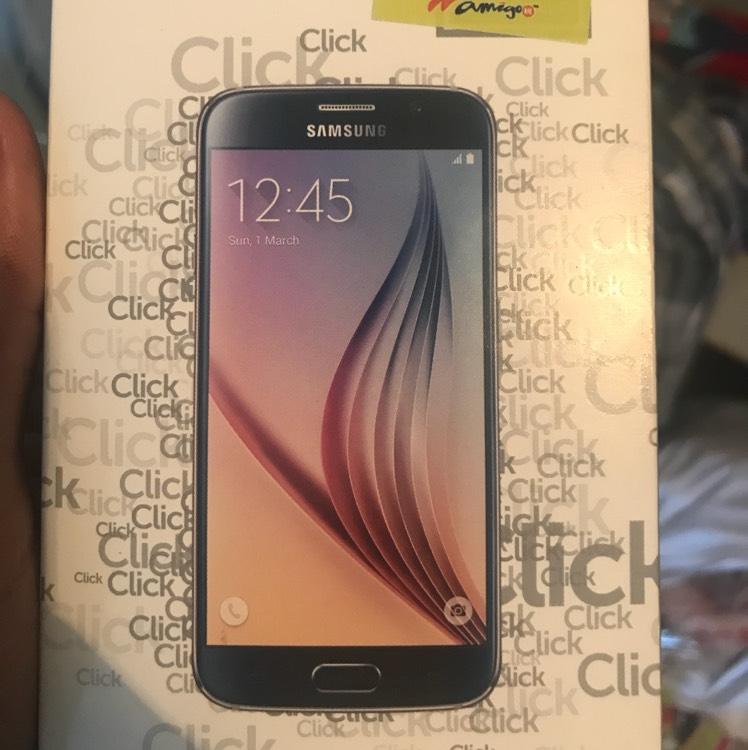Soriana: Samsung Galaxy S6 nuevo y sellada la caja