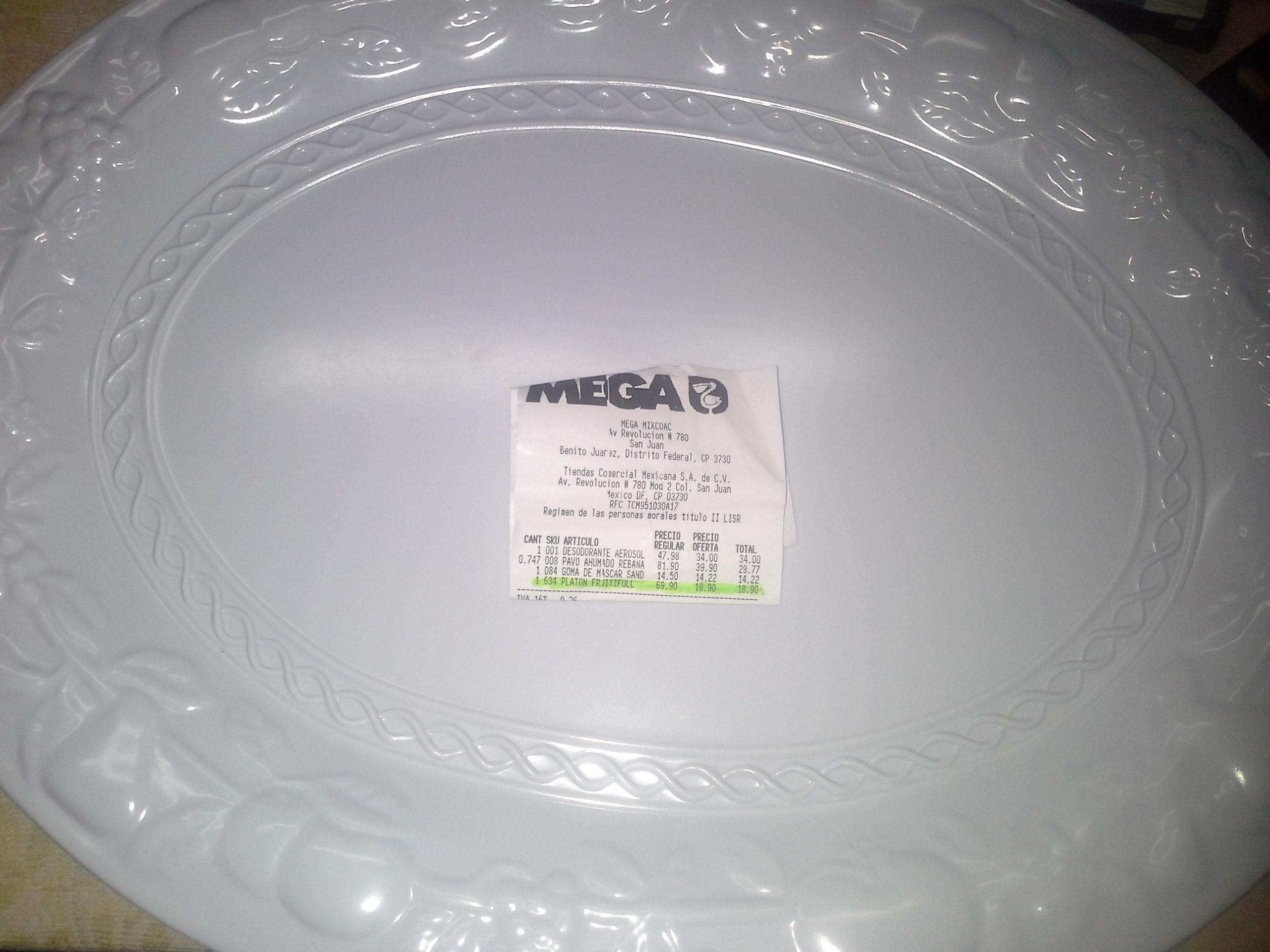 La Comer: Frutero de $69.90 a $18.90