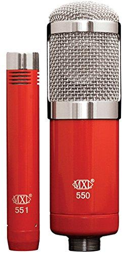 Amazon: Fabuloso par de micrófonos de condensador MXL