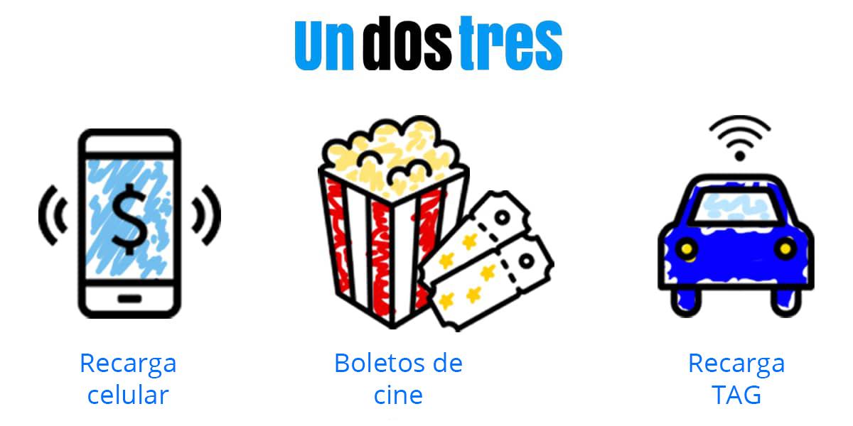 Undostres: Boleto premium $39 o platino $59 Cinemex