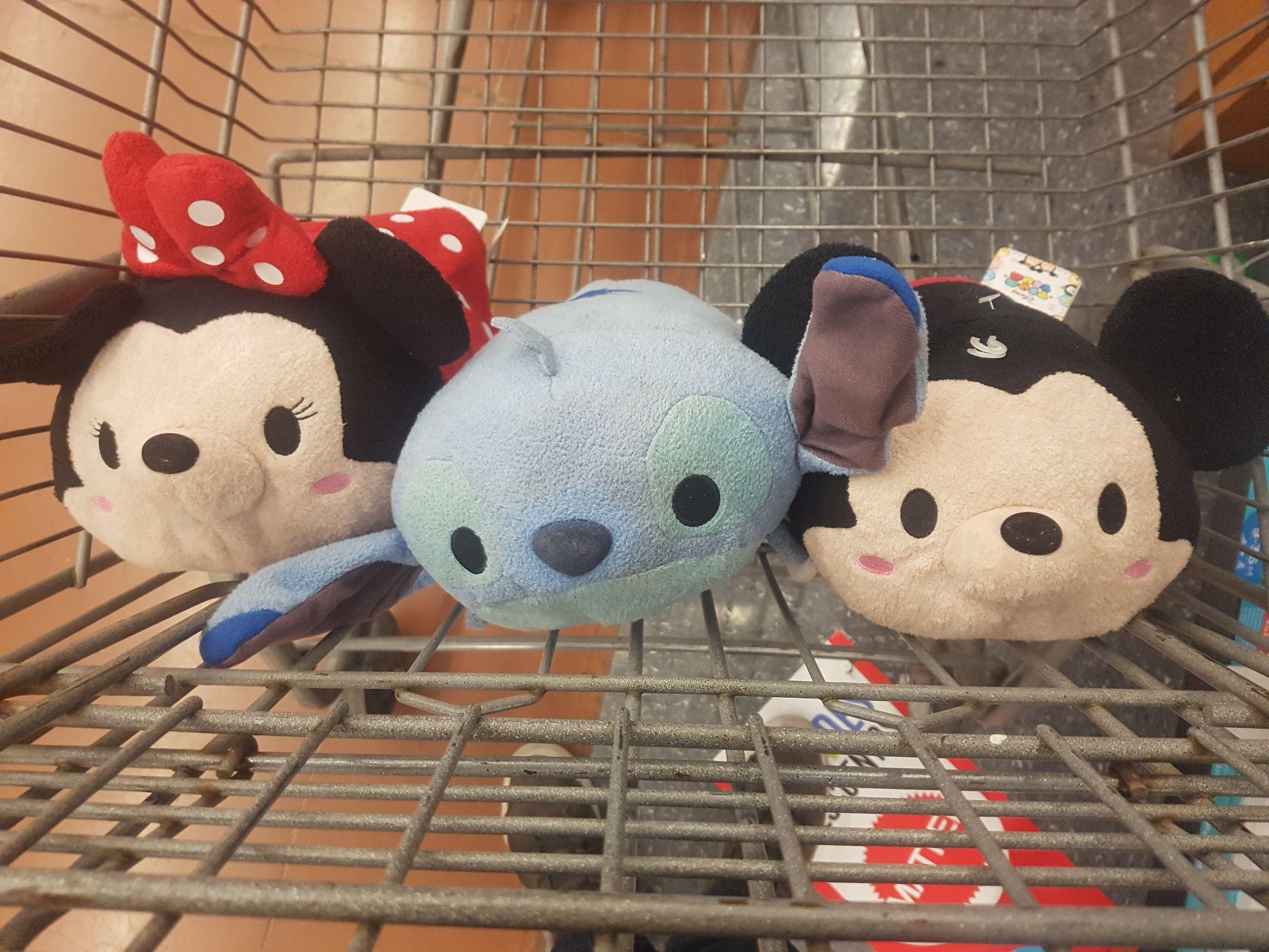 Walmart: Tsum Tsum 11pulgadas