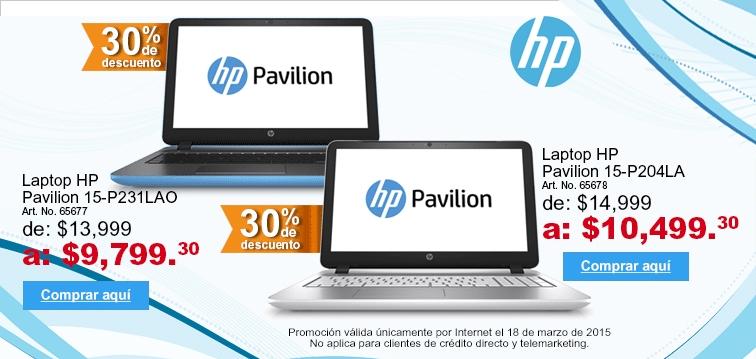 Office Depot: 30% de descuento en marca HP