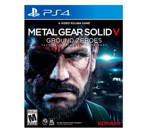 Sams Toreo: Metal Gear Solid V para PS4 $98.99 (solo DF)