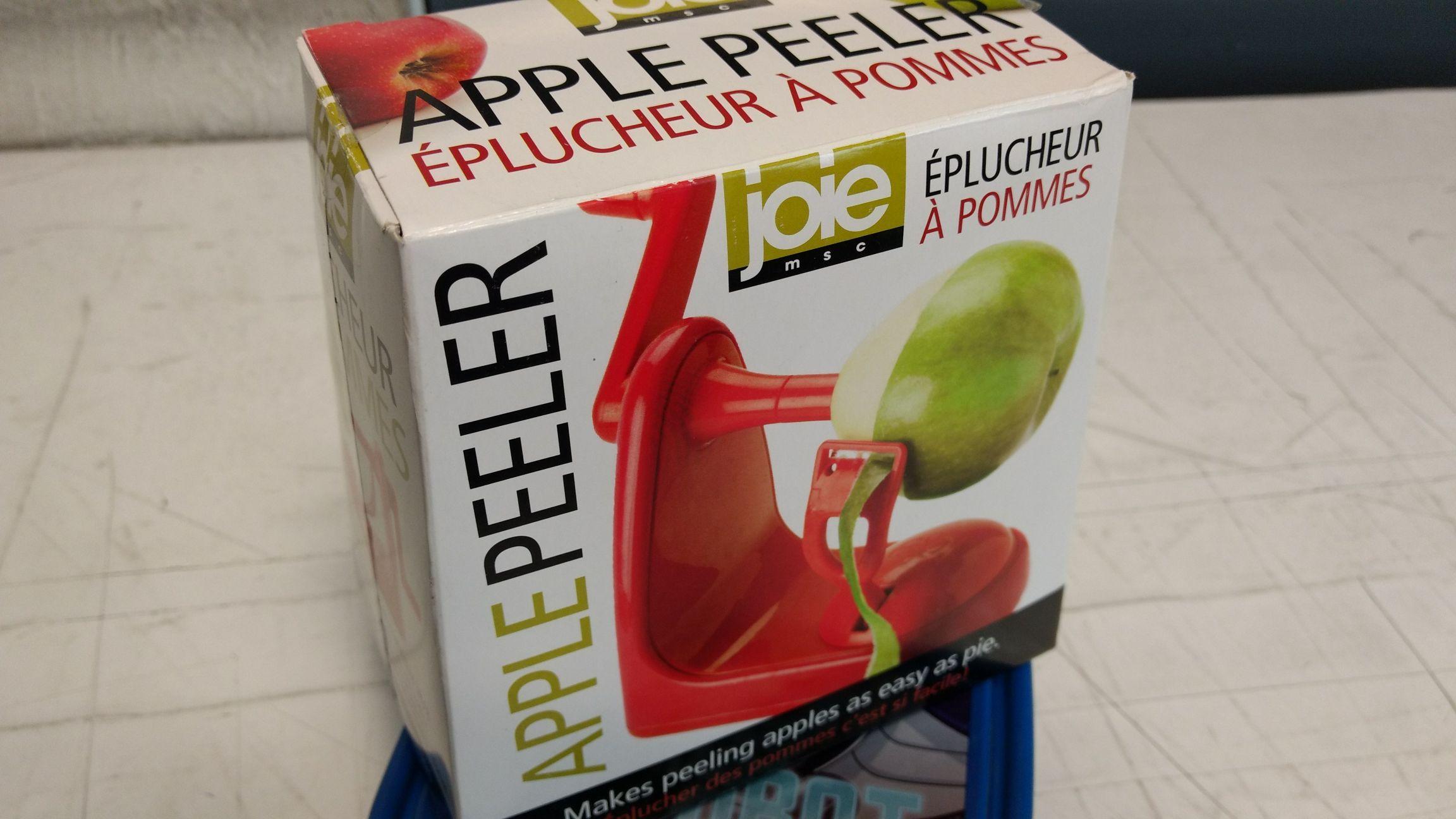 Walmart Cuajimalpa: Pelador de Manzanas