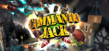 Juego Commando Jack para PC gratis