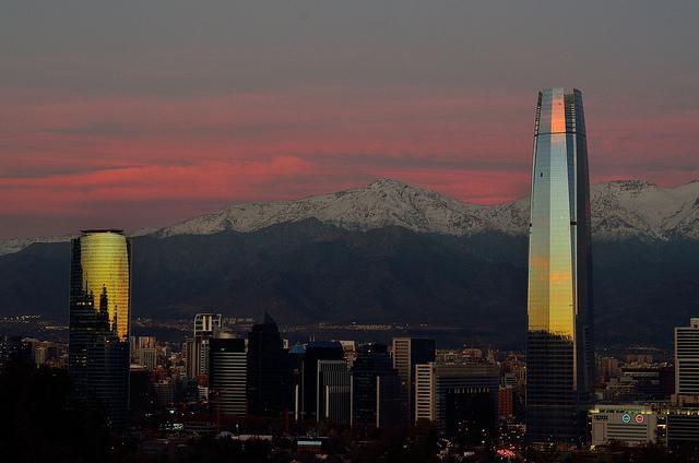 Lastminute.com Vuelos a Santiago de Chile por 5,250