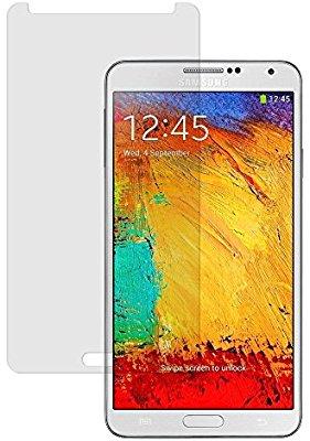 Amazon: Como en el tianguis Protector de Pantalla para Samsung Galaxy Note 3 [ Mica Cristal Vidrio Templado ] Premium