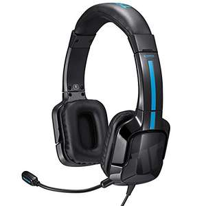 Amazon - TRITTON Kama Stereo Headset for PlayStation 4, PS Vita, and Mobile Devices