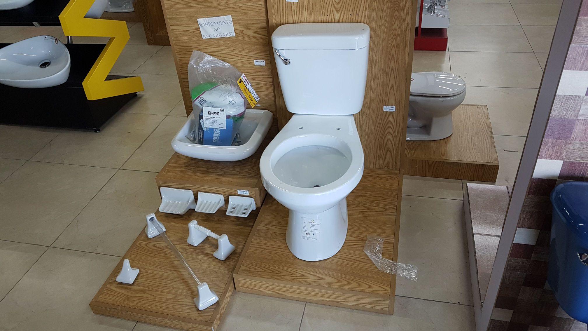 Boxito Veracruz - Juego para baño en rebaja