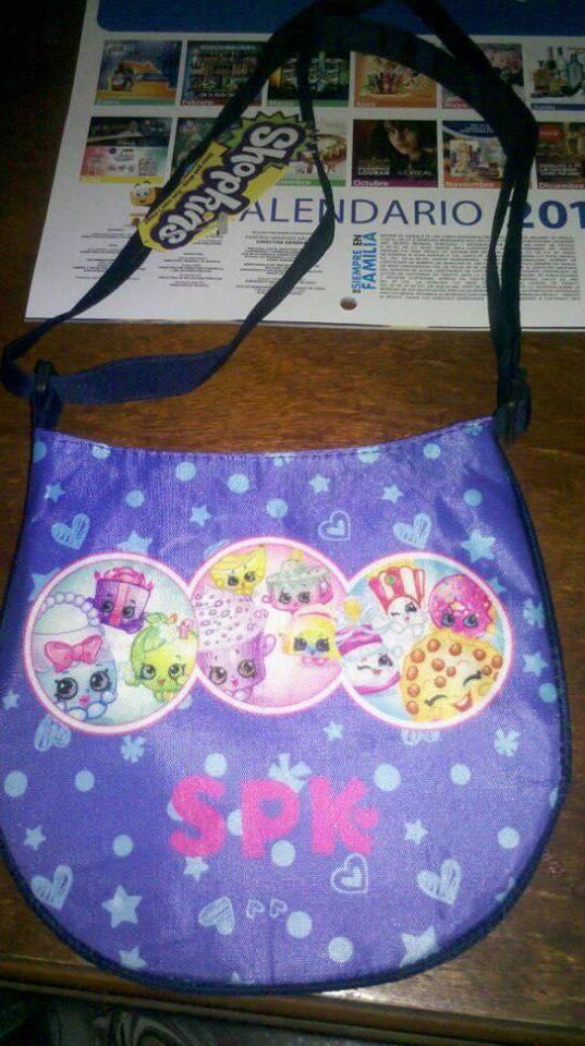 Walmart: bolsa de niña shopkins