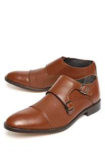 Amazon: Zapato cafe (cognac) west avenue tallas del 27.5 al 29 aplica PRIME
