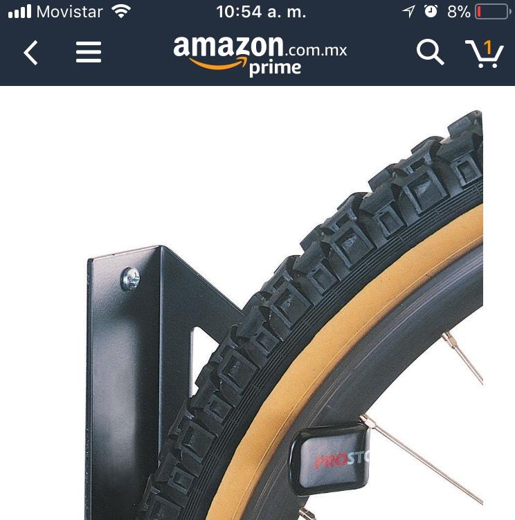 Amazon: Soporte de bicicleta de 2540 a solo 94