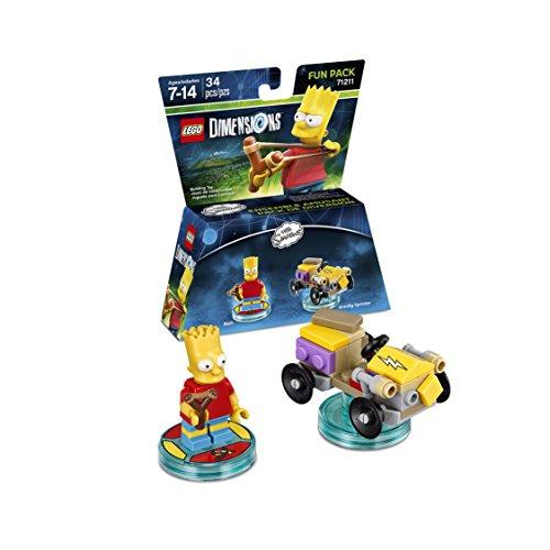 Amazon: El Var Sinson Fun Pack - LEGO Dimensions - Standard Edition