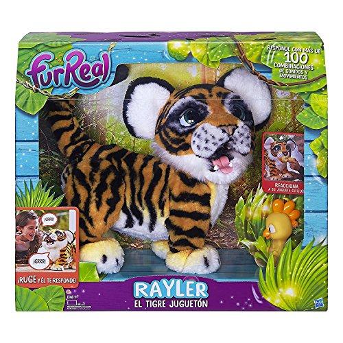 Amazon: Mascota Electrónica Rayler, El Tigre Juguetón