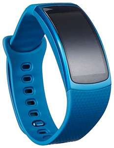 Amazon: Samsung Gear Fit 2 color azul, SM-R3600ZBAMXO