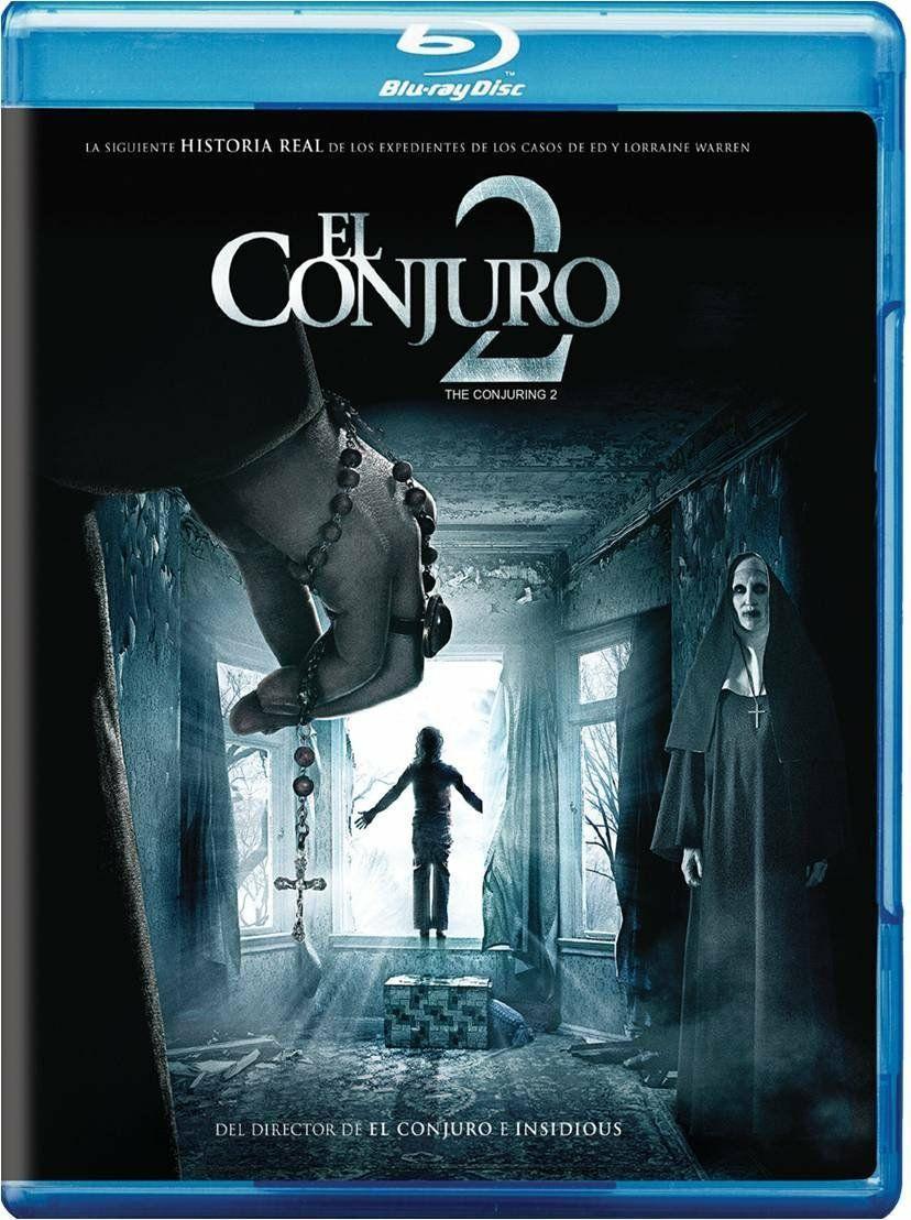 Amazon: El Conjuro 2 Blu-Ray