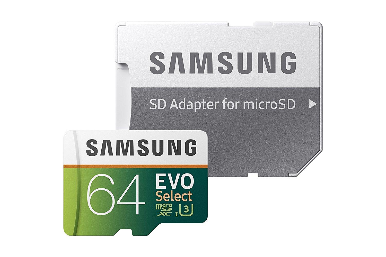 Amazon: Tarjeta MicroSD 64GB MB-ME64GA/AM (PRIME)