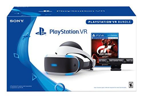 Amazon: Playstation VR Gran Turismo (vendido tercero)