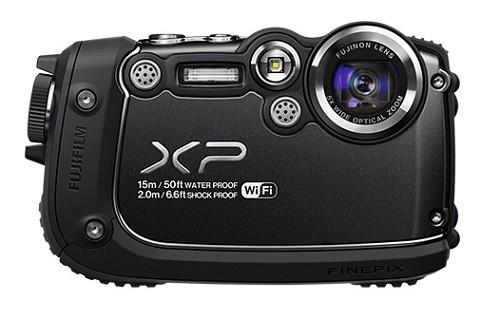 Best Buy: cámara contra agua y golpes y Wi-Fi FinePix XP200 $2,999
