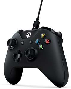 Amazon: Control XBOX ONE+ Cable USB (version 3.5, texturizado)