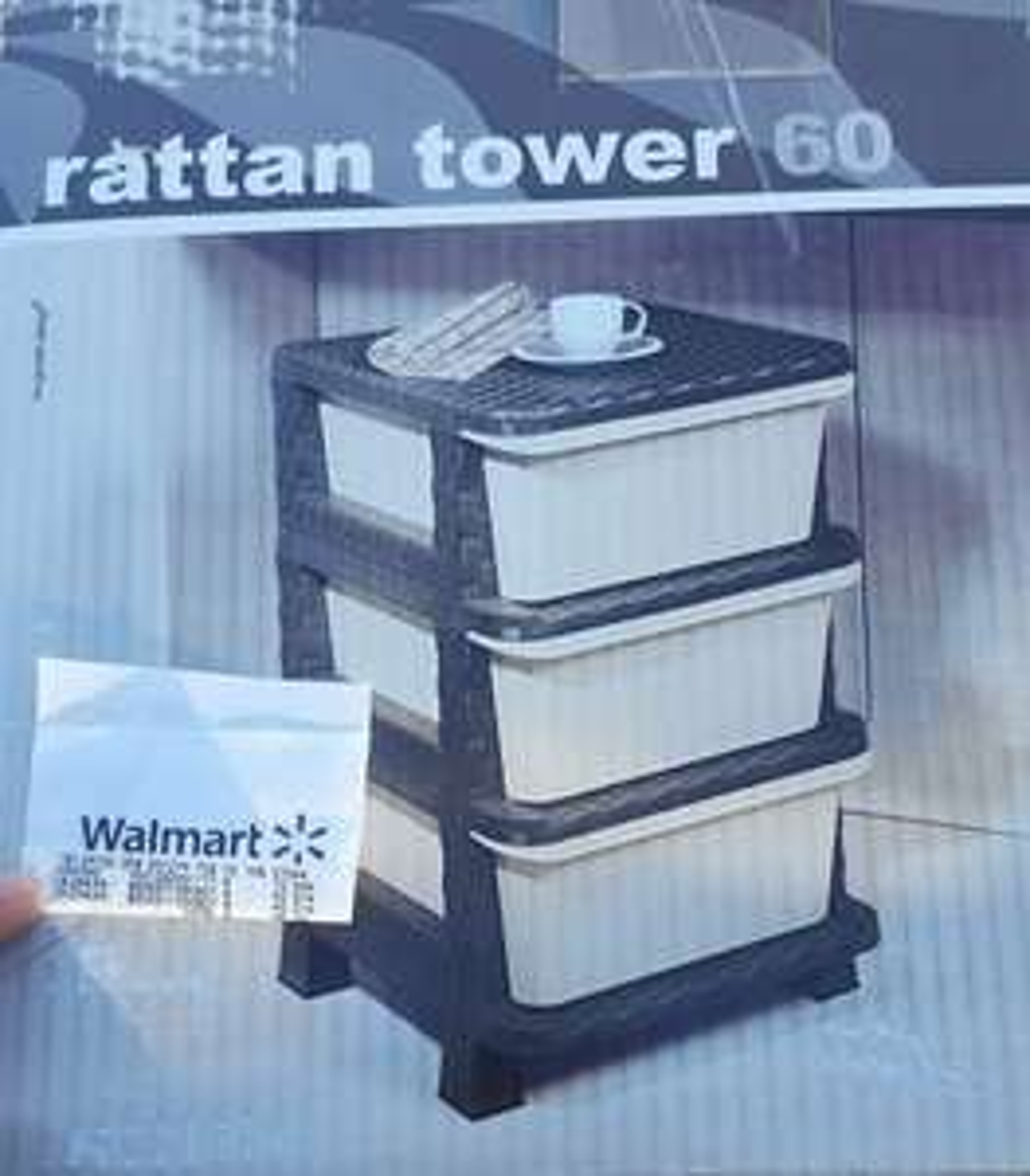 Walmart: Cajonera 40.01