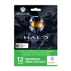 Sanborns: Xbox Live Gold 12 Meses $524 y envío gratis en toda la tienda