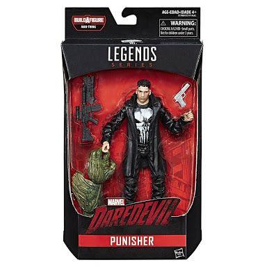 """Amazon: El Castigador de Marvel Legends 6"""""""