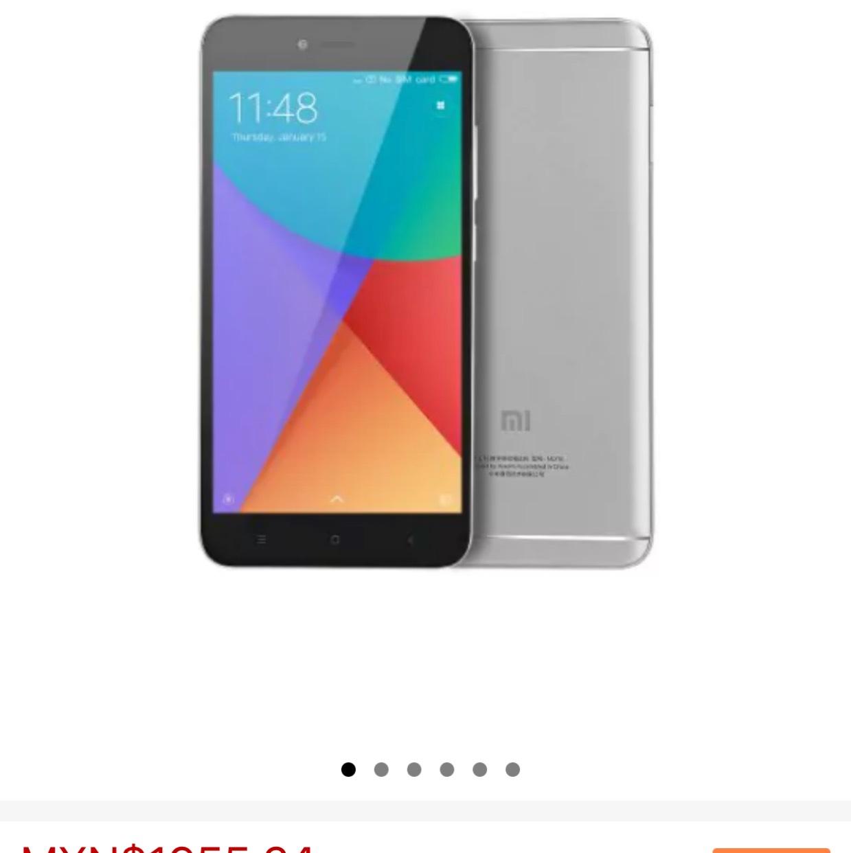 Gearbest: Xiaomi Redmi Note 5A