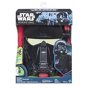 Amazon:Star Wars Máscara Electrónica, Rogue One