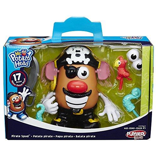 Amazon: Playskool Mr. Potato Head Pirate Spud