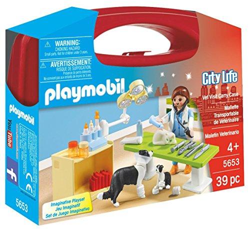 Amazon: Maleta Veterinaria Playmobil