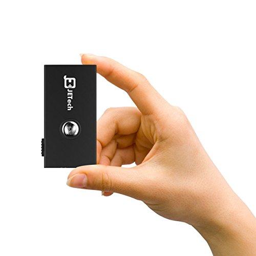 Amazon: Ofertas Relámpago: Bluetooth Transmisor Audio, JETech Inalámbrica Bluetooth Transmisor Audio Estéreo y Receptor 2-en-1