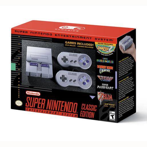 Chedraui: Consola Super NES