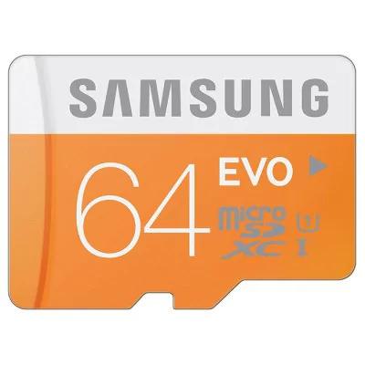 GearBest: Original Samsung 64GB EVO Class 10 Micro SDXC Memory Card